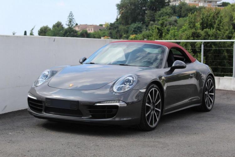 Porsche 911 (991) CABRIOLET 3.8 400 CARRERA 4S PDK