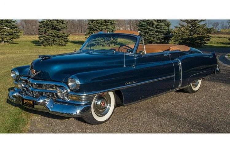 Cadillac Série 62 1952