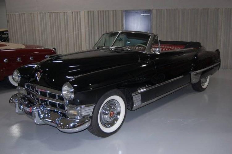 Cadillac Série 62 1949