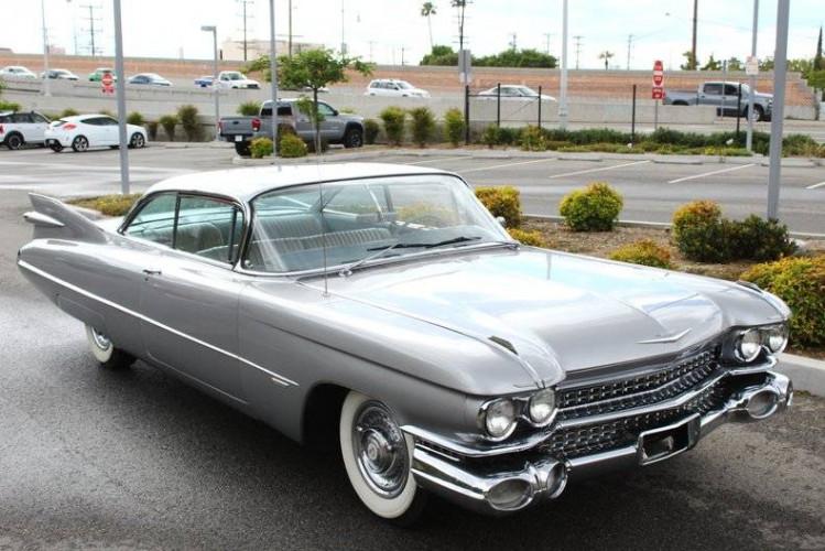 Cadillac Série 62 1959