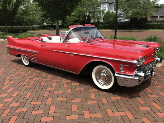 Cadillac Série 62 1958