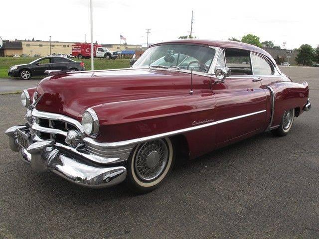 Cadillac Série 61 1950