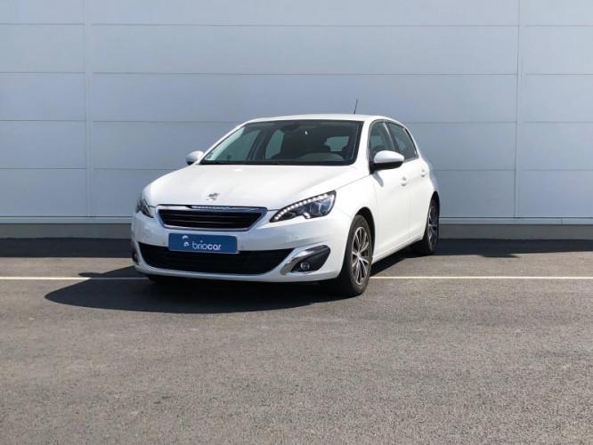 Peugeot 308 1.6 BlueHDi 120ch Allure S&S 5p