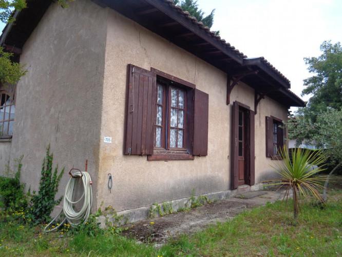 Maison Plain Pied T4 de 70m² sur 540m² de terrain 40600