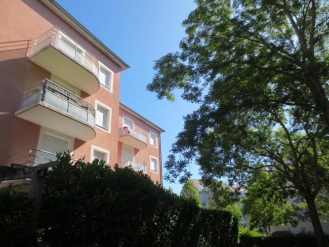 appartement T1 bis - 36m2 - balcon et place de parking