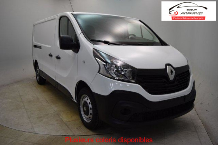 Renault Trafic FOURGON L1H1 1000 KG DCI 120 E6