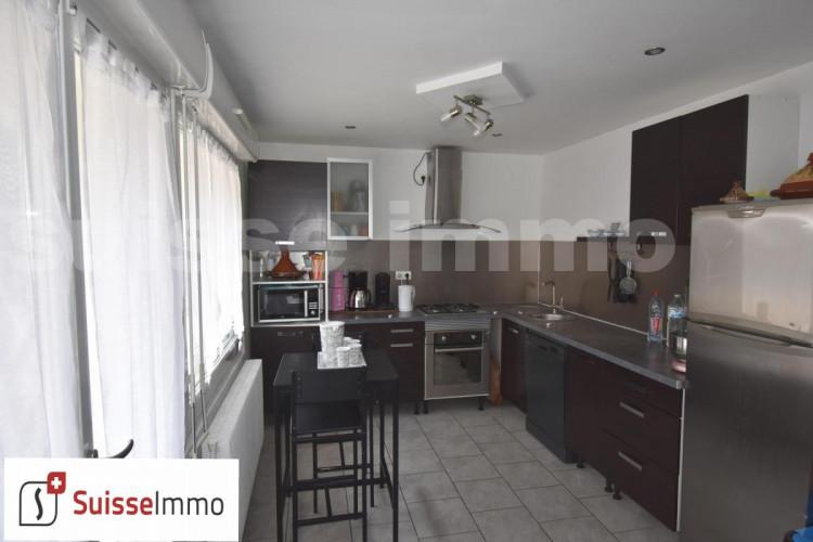 Maison individuelle plain pieds 85 m² / 3ch / Terrain 840 m²
