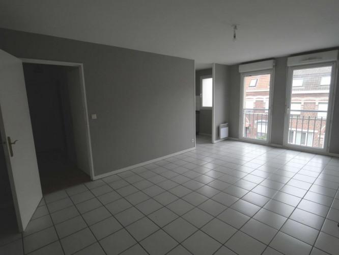 Appartement 57m² avec parking privé