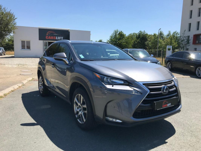 Lexus NX 300h 2.5 VVT-i HYBRID 4WD PACK LUXE