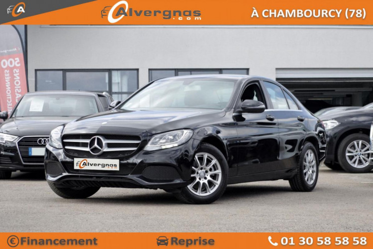 Mercedes Classe C IV 180 D BUSINESS 7G-TRONIC
