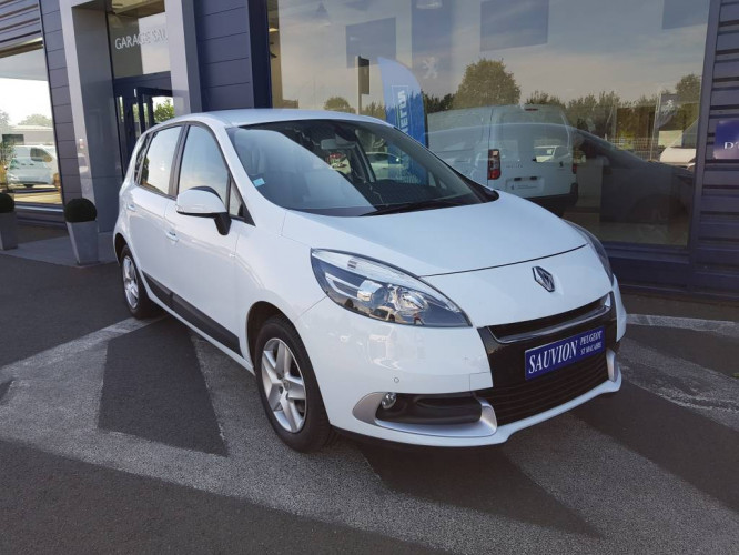 Renault Scénic (3) Expression 1.5 dCi 110 fap