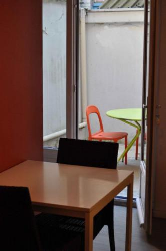 Appartement 3 pièces (meublé) 28 m²