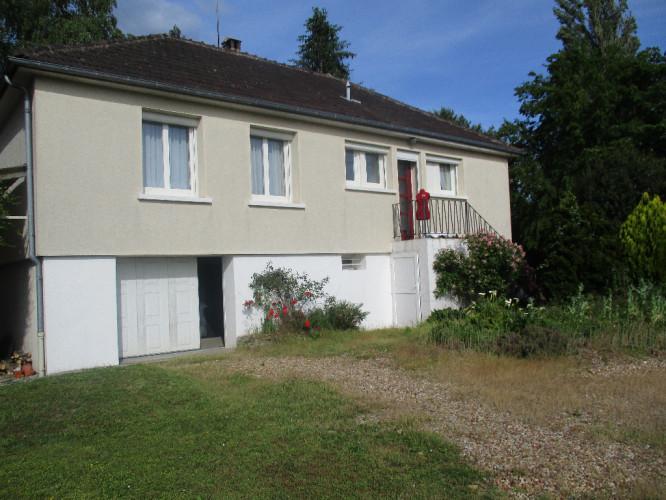 Pavillon 77 m2 sur 4500 m2  - Coulanges Les Nevers 4 pièce(s)