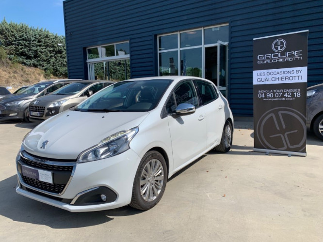 Peugeot 208 1.6 BLUEHDI S&S - 100 ALLURE