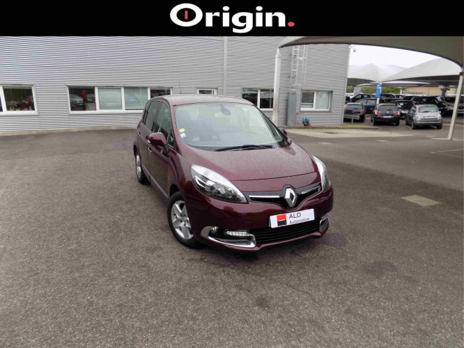 Renault Scénic 1.6 dCi 130ch energy Business
