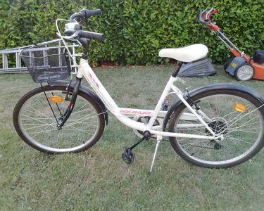 Vélo fille 9-11 ans, nakamura