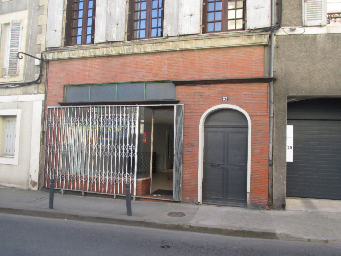 Local commercial  46 m2