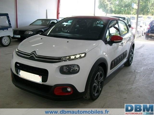 Citroën C3 Shine GPS BlueHDI 100 BVM5