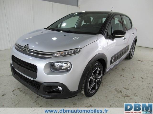 Citroën C3 Shine GPS 1.2 PURETECH 110 CV