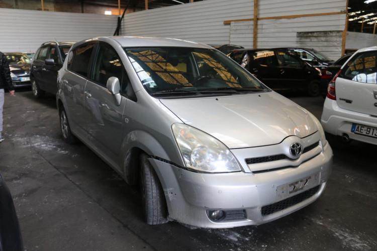 Toyota Corolla Verso 136 D-4D 7pl Linéa Techno