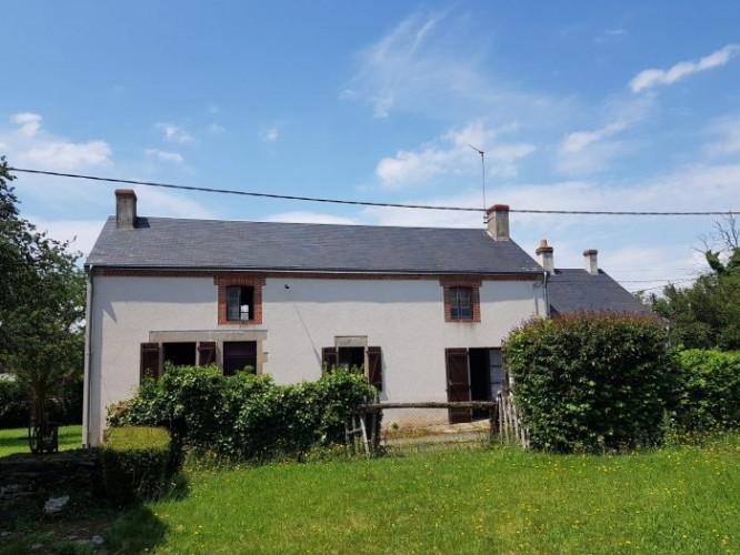 Ancienne propriété rurale