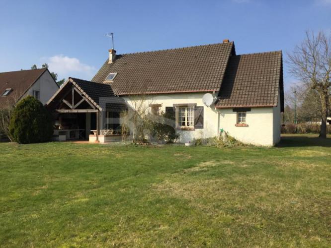 Maison traditionnelle de 130 m²