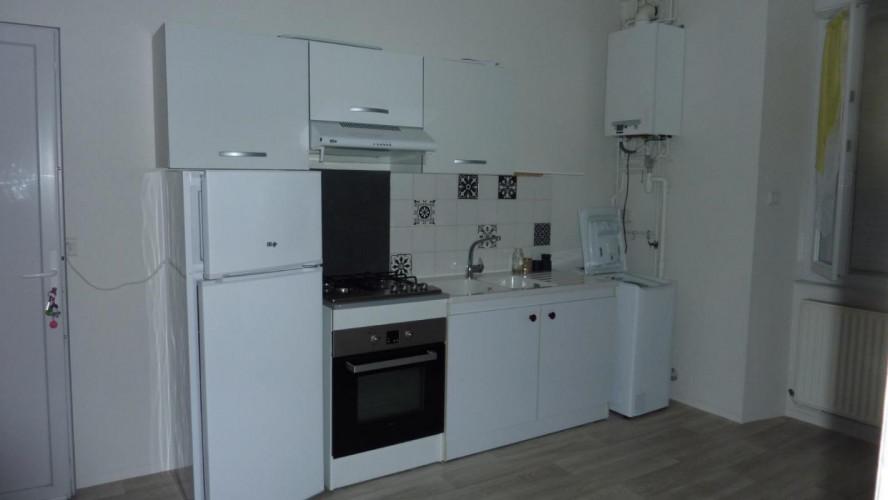 Appartement de type T1bis