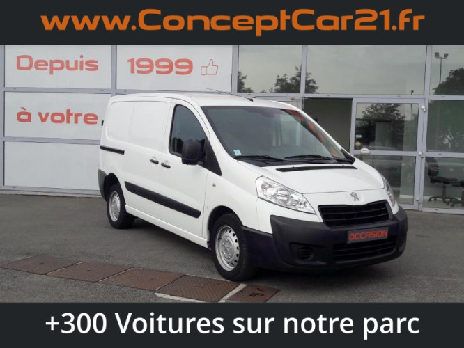 Peugeot Expert L1H1 1.6 HDi 90 III FOURGON Pack CD Clim 10825? HT
