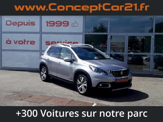 Peugeot 2008 1.2i PureTech 12V - 110 EAT6 allure grip control camera