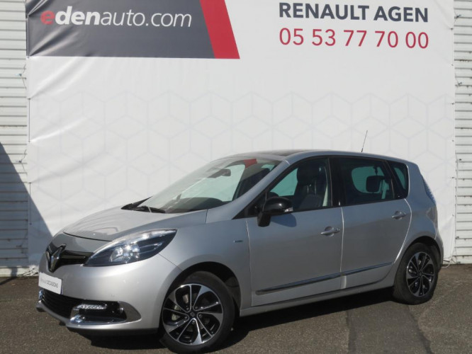 Renault Scénic III dCi 110 Bose Edition EDC