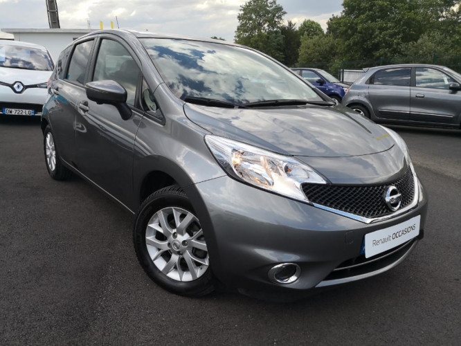 Nissan Note 1.5 dCi - 90 N-Connecta Family