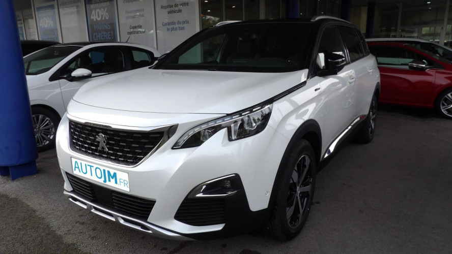 Peugeot 5008 SUV GT LINE BLUE HDI 130 EAT8 S/S