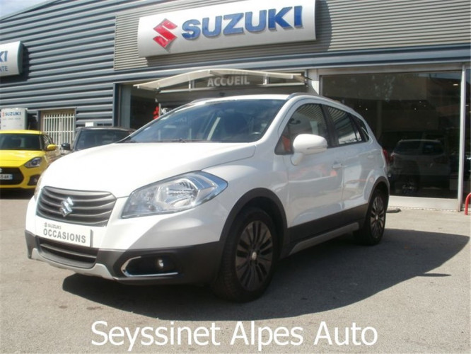 Suzuki SX4 S-Cross 1.6 VVT PRIVILEGE ALLGRIP