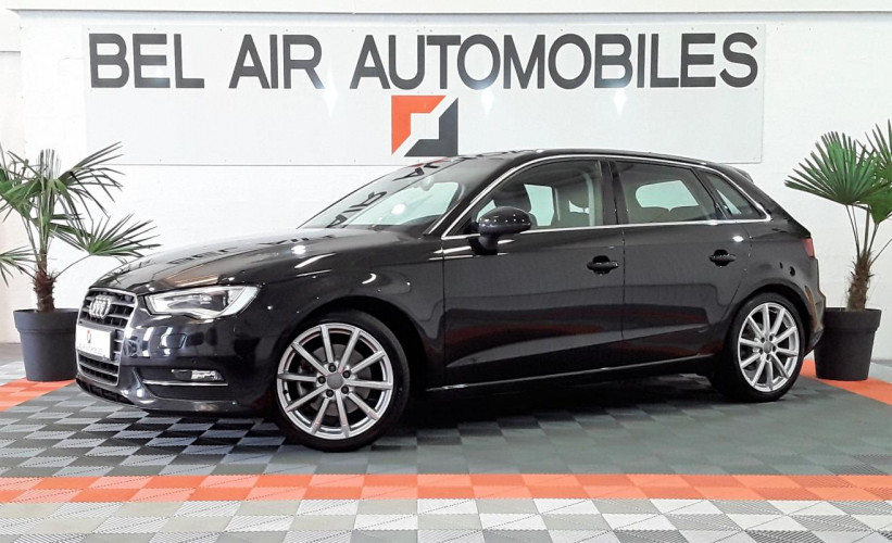 Audi A3 sportback 2.0 TDI 184 Ambition Luxe Quattro S tronic 6