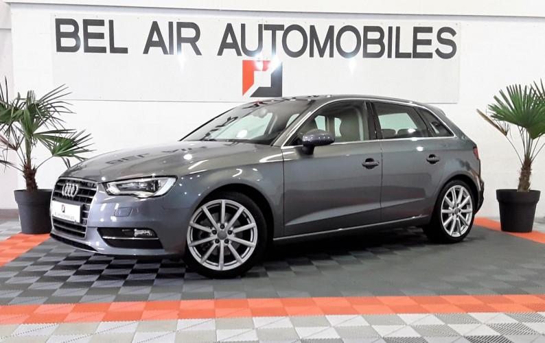Audi A3 sportback 2.0 TDI 184 Ambition Luxe