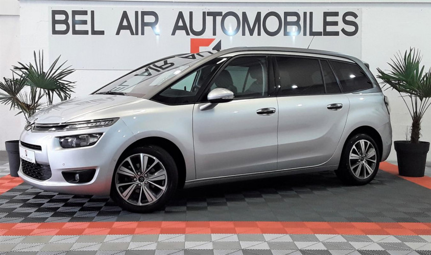 Citroën Grand C4 Picasso BUSINESS BlueHDi 120 S&S EAT6 Business+