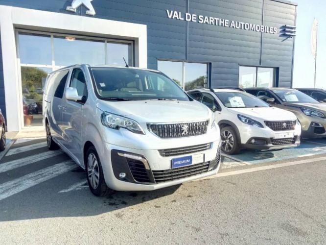 Peugeot Expert (3) 2.0 BHDI 180 S&S AUTO CAB APP LONG P PK+