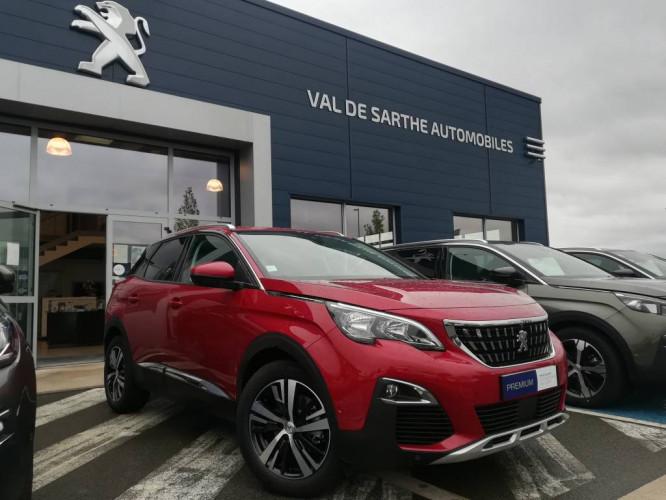 Peugeot 3008 BlueHDi 130 S&S EAT8 ALLURE 5 portes