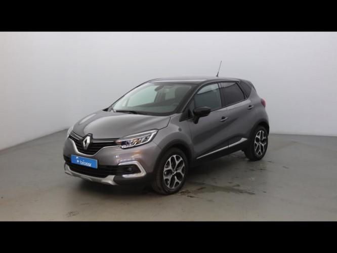 Renault Captur 1.3 TCe 150ch FAP Intens EDC