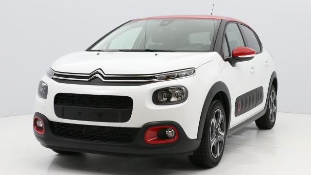 Citroën C3 1.2 PureTech VTi S&S 110ch Automatique/6 Shine