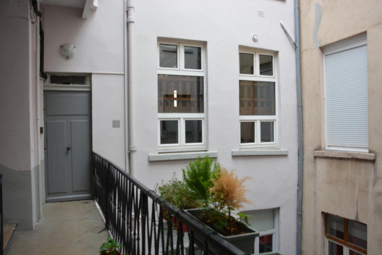 Appartement T2/T3 + Mezzanine