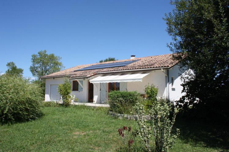 Vente - Maison contemporaine - plain-pied - T4 - 100m², Sort