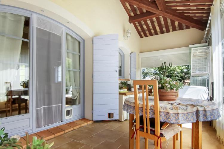 A vendre magnifique villa à Gorbio - construction 2005