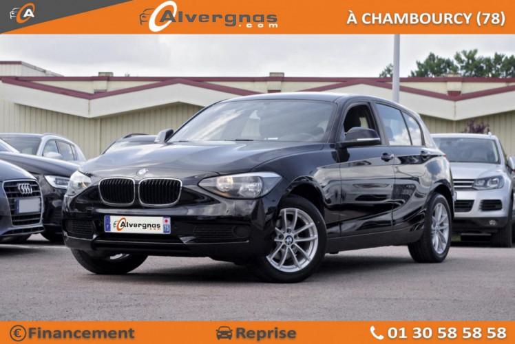 BMW Série 1 (F20) 114D START EDITION 5P GPS