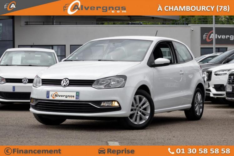 Volkswagen Polo V (2) 1.2 TSI 90 BLUEMOTION TECHNOLOGY CONFORTLINE 3P