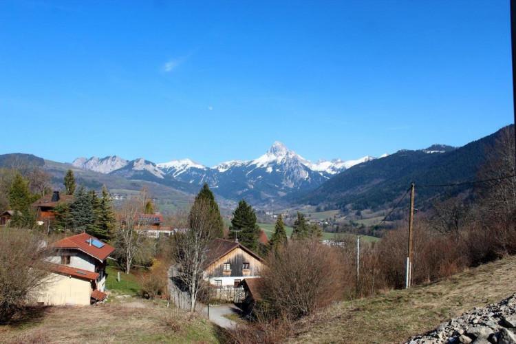 Appartement T3 duplex à 10 min d'Evian-les-Bains