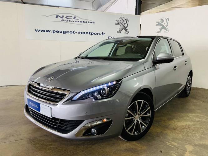 Peugeot 308 (2) 1.2 Puretech 130 S&S EAT6 Allure