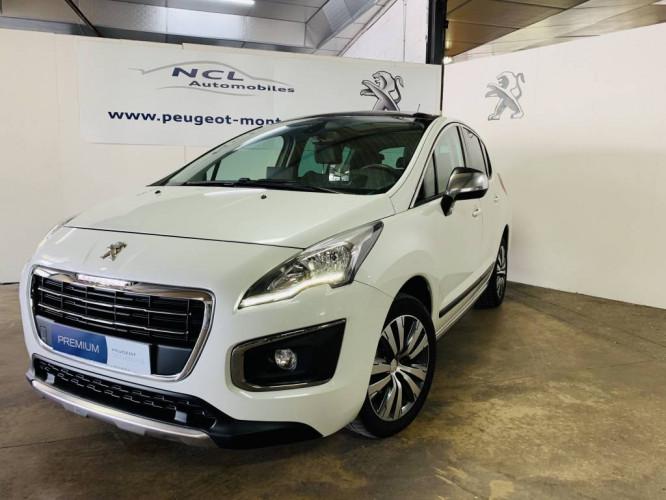 Peugeot 3008 1.6 E-HDI 115 ETG6 Allure