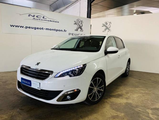 Peugeot 308 (2) 1.6 BlueHDi 120 S&S Allure