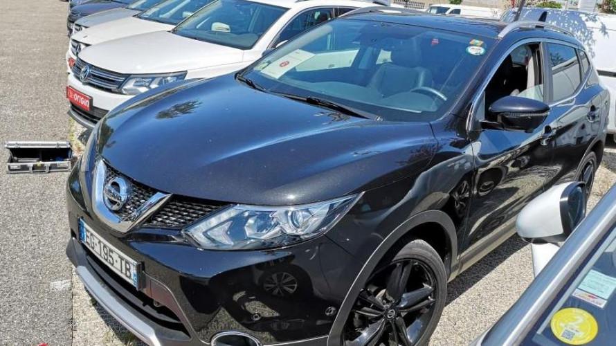 Nissan Qashqai Black Edition dCi 130 4x2